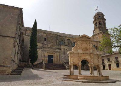 Catedral de la Natividad de Nuestra Señora de Baeza