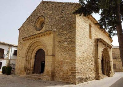 Iglesia de Santa Cruz de Baeza