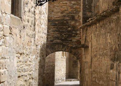 Baeza casco histórico